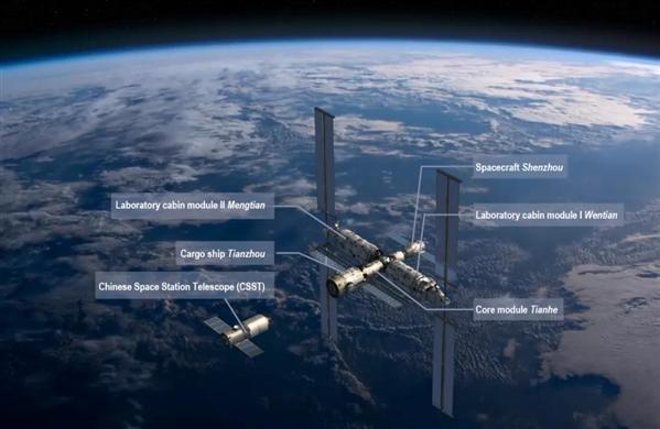 """未来,中国空间站将成为怎样的""""太空科研站""""?"""