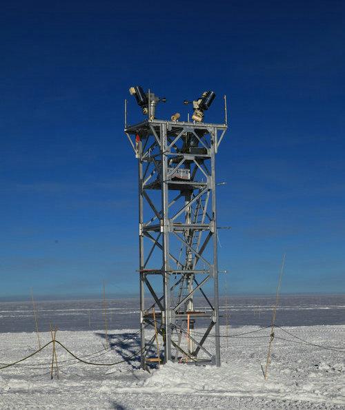"""""""地表最强""""光学天文台址或位于南极"""