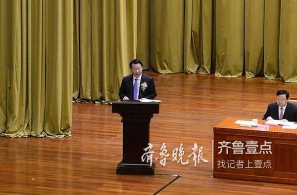 吴立新院士获2018年度山东省科学技术最高奖