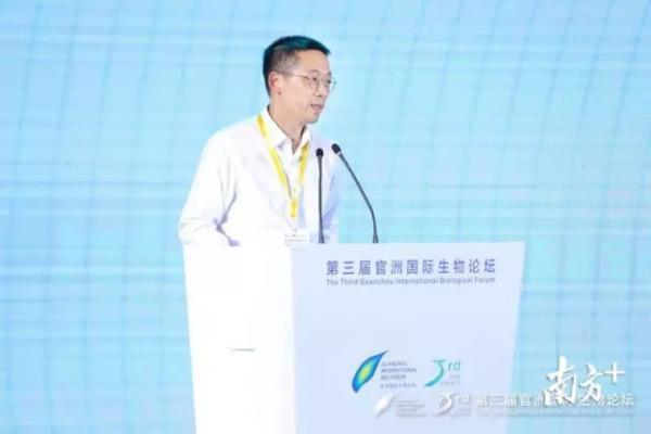 施一公:急国家所急,在广州给予高层次外籍人才更多国民待遇